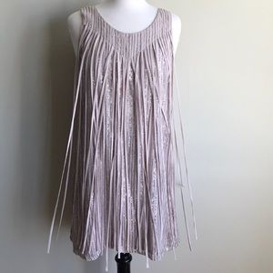 Parker Fringe Sequin Dress!